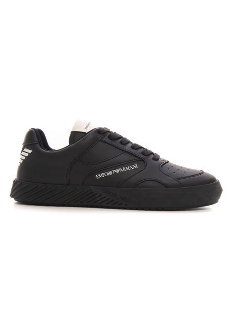 Sneakers in pelle Emporio Armani | 5032317 | X4X558-XN012002