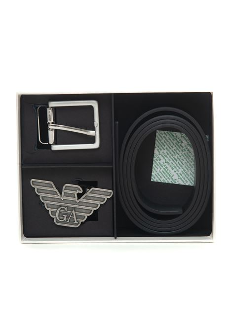 Belt box with double buckle Emporio Armani | 20000041 | Y4S270-YLP4X88001