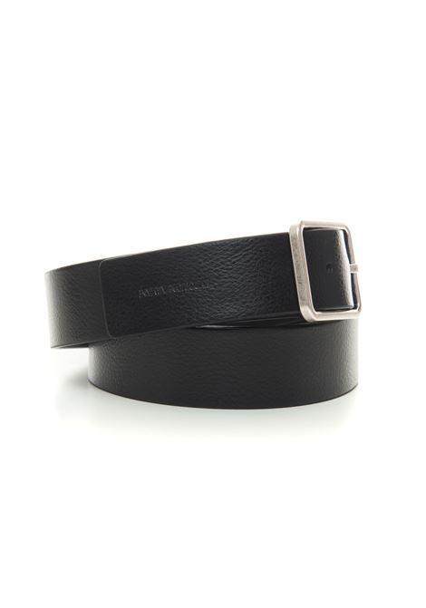 Buckle belt with logo detail Emporio Armani | 20000041 | Y4S469-Y078G88001