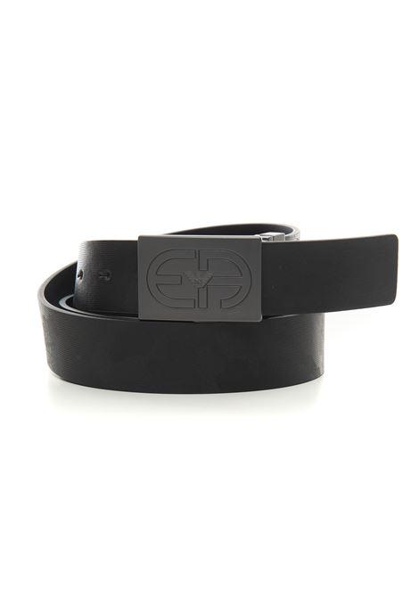 Buckle belt with logo detail Emporio Armani | 20000041 | Y4S480-Y084J85729