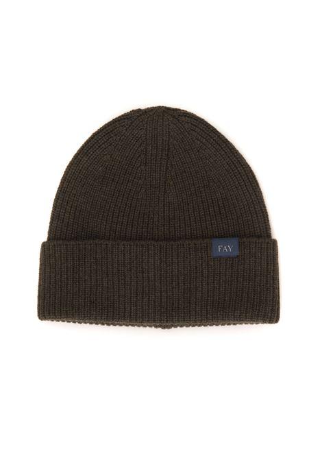 English rib hat pattern Fay | 5032318 | N7MF3433000TVAV602