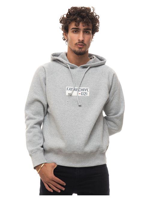 Sweatshirt with hood Fay | 20000055 | NJMB5432830TQAB208