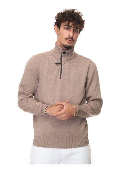 Half zip pullover Fay | 7 | NMMC1432120-FJD003R