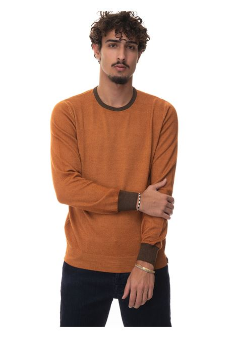 Round-neck pullover Fay | 7 | NMMC143249T-CQRG812