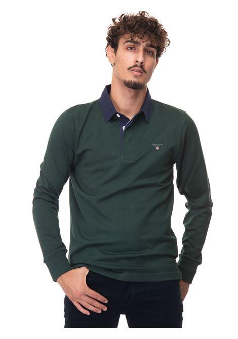 Polo shirt long sleeves Gant | 2 | 2005050374