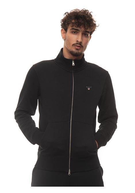 Sweatshirt with zip Gant | 20000055 | 204800405