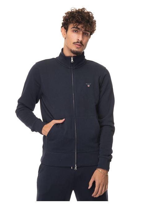 Sweatshirt with zip Gant | 20000055 | 2048004433