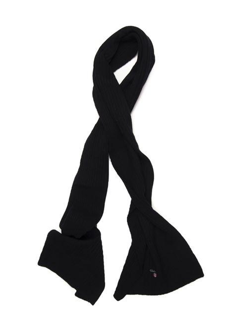 Large ribbed scarf Gant | 1375490853 | 99200025