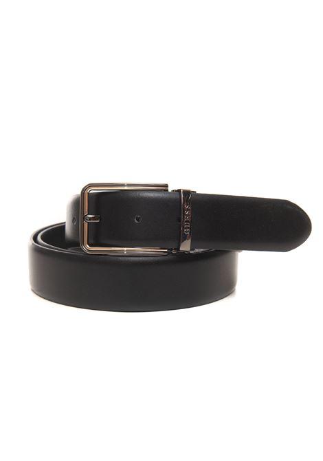 Cintura classica Guess | 20000041 | BM7382-LEA35BLA