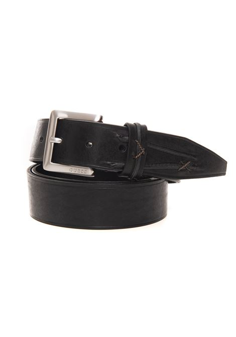 Cintura in pelle Guess | 20000041 | BM7433-LEA35BLA