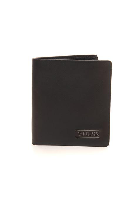 Portafoglio medio verticale Guess | 63 | SM2513-LEA22BLA