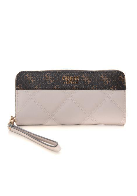 Portafoglio con zip  katey Guess | 63 | SWQB78-70460SML