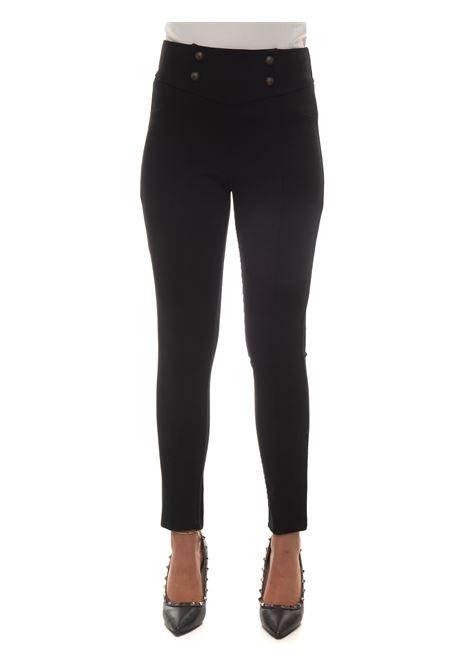 Pantalone stretch a sigaretta Guess | 9 | W1BB02-KATO2JBLK