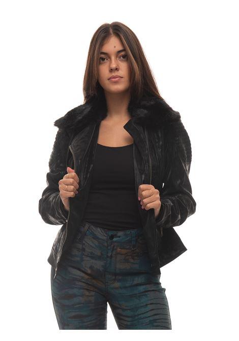 Faux leather jacket Guess | -276790253 | W1BL12-WE5V0JBLK
