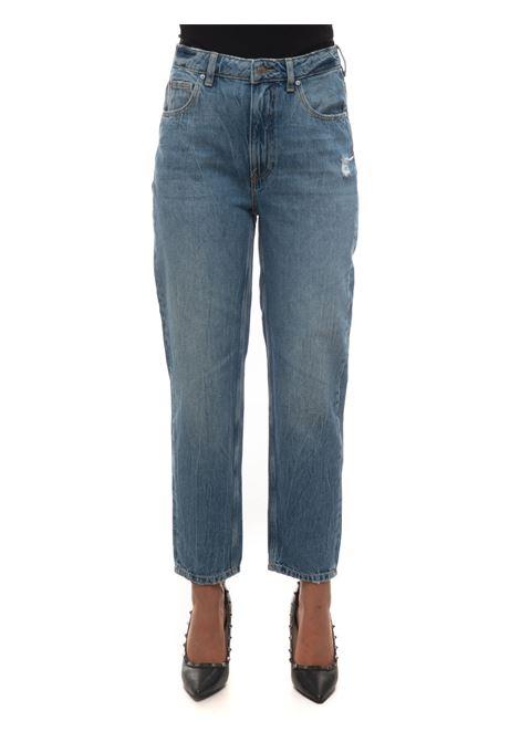 JEANS MOM FIT 5 pocket denim Jeans Guess | 24 | W1YA21-D3Y0GSTWY