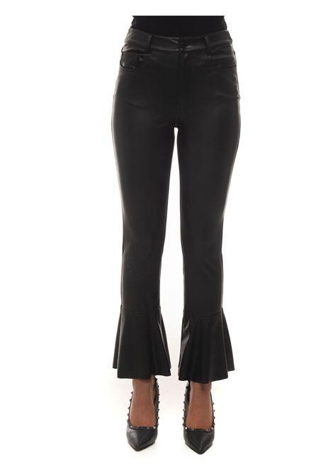 Faux leather trousers Guess | 9 | W1YB02-WBG60JBLK