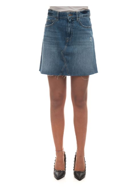Minigonna in jeans Guess | 15 | W1YD84-D3Y0GSTWY