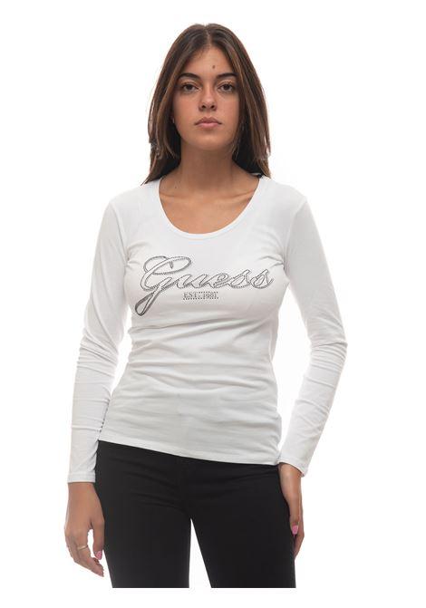 T-shirt Guess   8   W1YI90-J1311G011