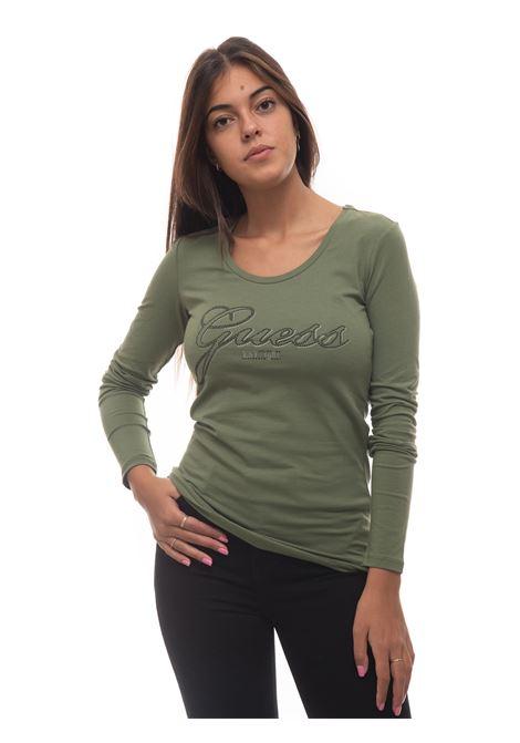T-shirt Guess   8   W1YI90-J1311G8D0