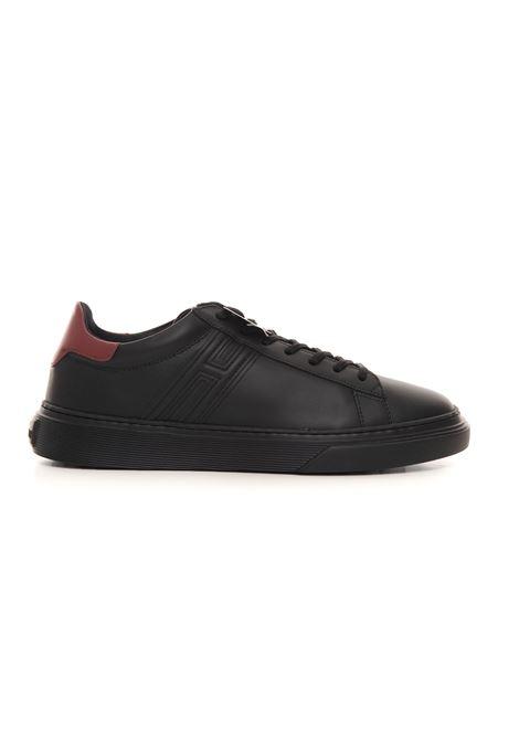 Sneakers in pelle Hogan | 5032317 | HXM3650J310Q4456TYNERO