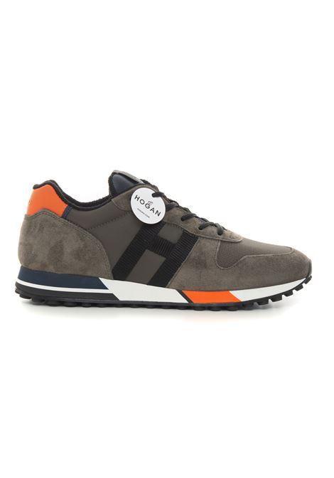Sneakers con lacci H383 Hogan | 5032317 | HXM3830AN51QDQ7C25V601-V811-G806-B401-U805-U810