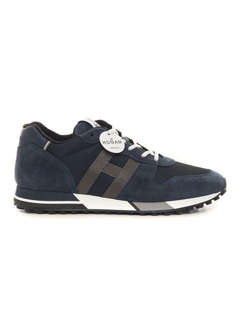 Sneakers con lacci H383 Hogan | 5032317 | HXM3830AN51QDW468GU828-B200