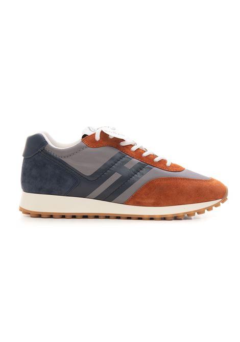 Sneakers h429 serigrafata Hogan | 5032317 | HXM4290DV00QEZ589ZB414+S020+U838
