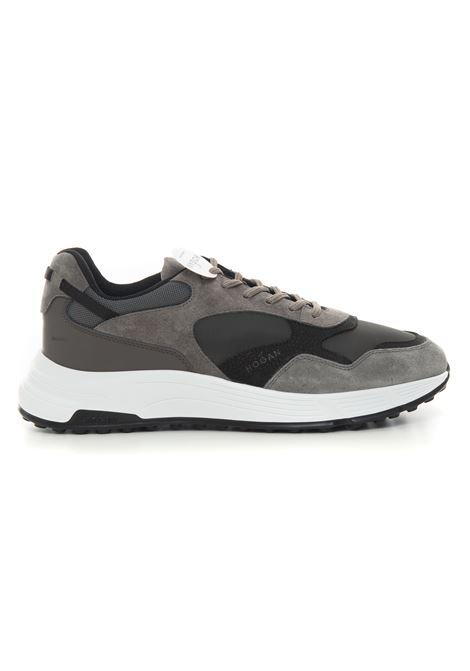 Sneakers in tela e pelle Hyperlight Hogan | 5032317 | HXM5630DM90QDH629LB804-B999-B400