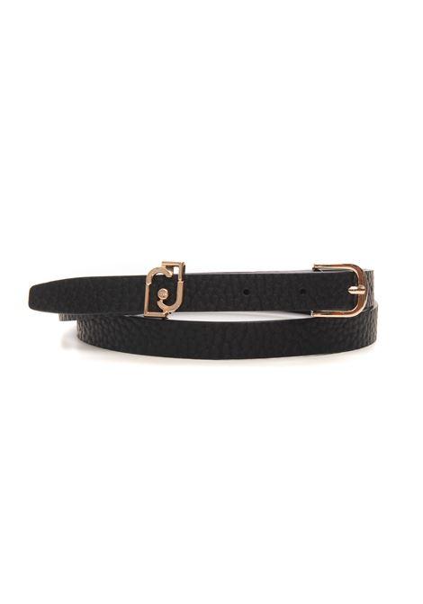 Cinturino sottile in pelle  manhattan Liu Jo | 20000041 | AF1237E016122222