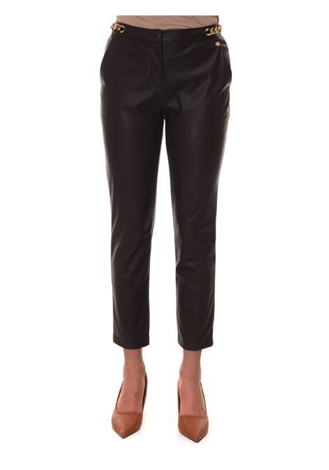 Faux leather trousers Liu Jo | 9 | CF1011-E0641X0385