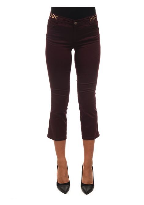 Cotton trousers Liu Jo | 9 | WF1226-T7144X0201