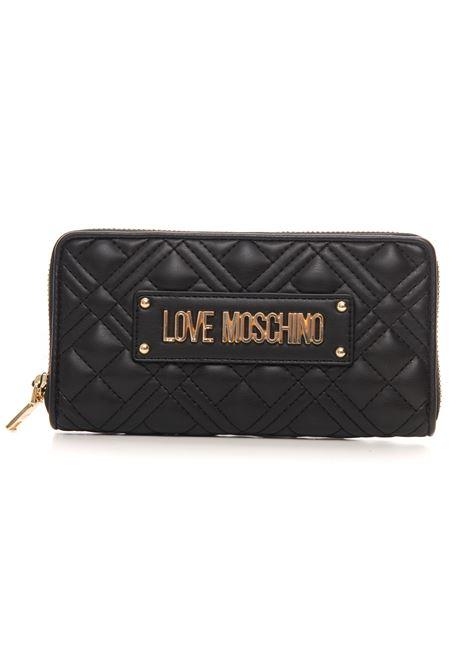 Portafoglio con zip Love Moschino | 63 | JC5600PP0DLA0000