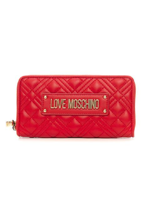 Portafoglio con zip Love Moschino | 63 | JC5600PP0DLA0500