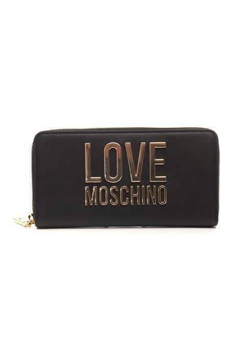 Portafoglio zip around Love Moschino | 63 | JC5611PP0DLJ000A