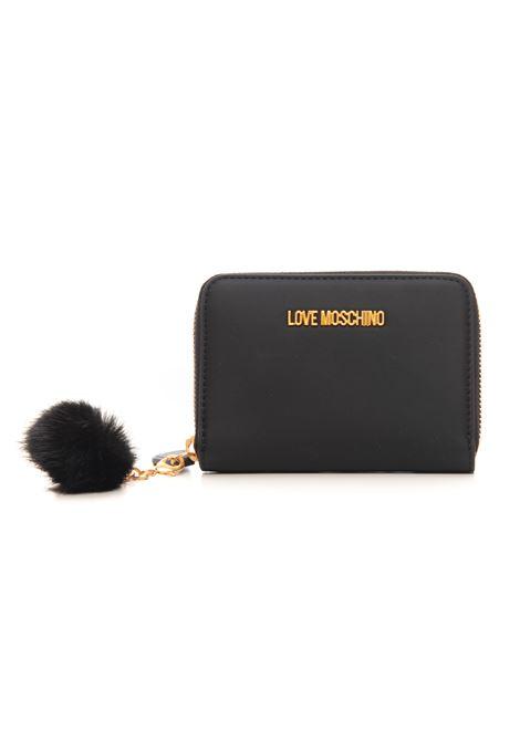 Portafoglio con zip Love Moschino | 63 | JC5675PP0DKN0000