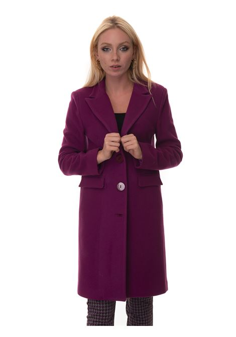 Coat with 3 buttons Luckylu   17   32LLCP05PN520