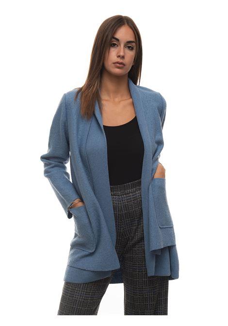 Cardigan in lana Maria Bellentani | 3 | 3206-150102