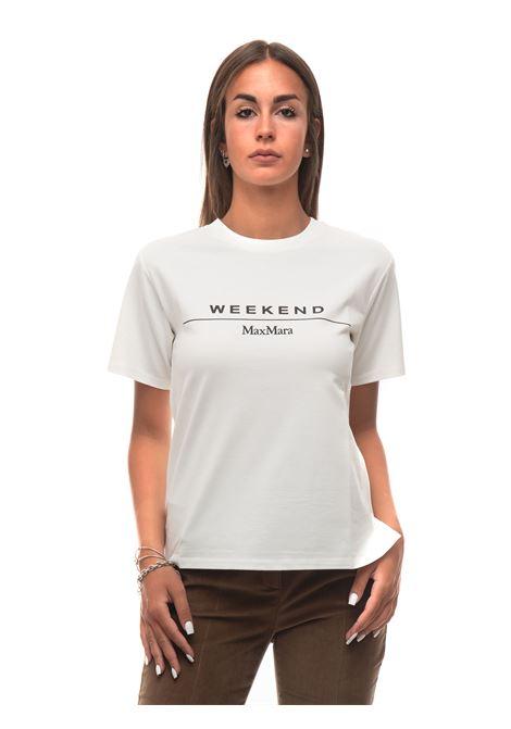 T-shirt girocollo navetta Max Mara weekend | 8 | NAVETTA-095002