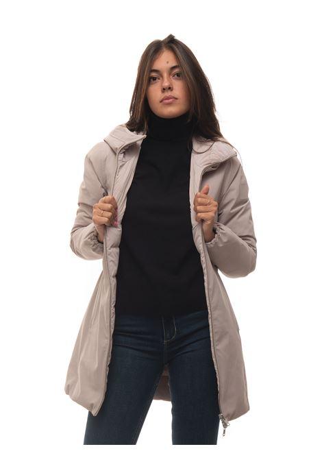 Daisy hooded harrington jacket Museum | 20000057 | MS21BIDJA10-NY890C126