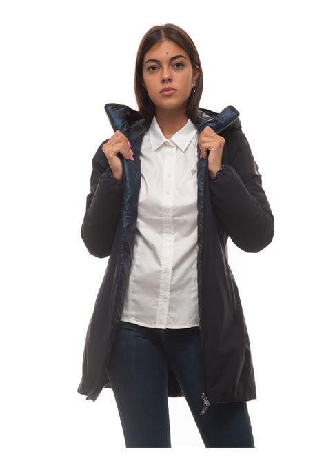 Daisy hooded harrington jacket Museum | 20000057 | MS21BIDJA10-NY890C296