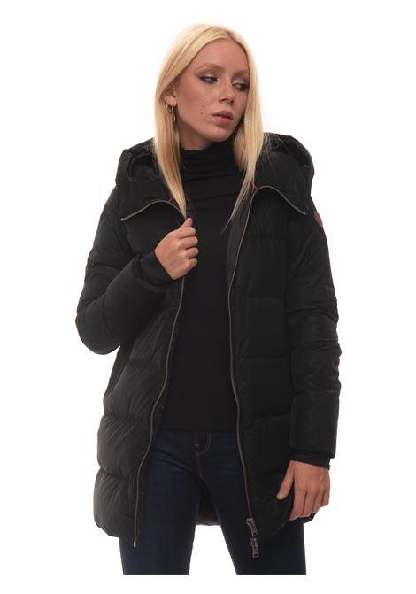 Audry hooded jacket Museum | 20000057 | MS21BIDJA30-PL944C002
