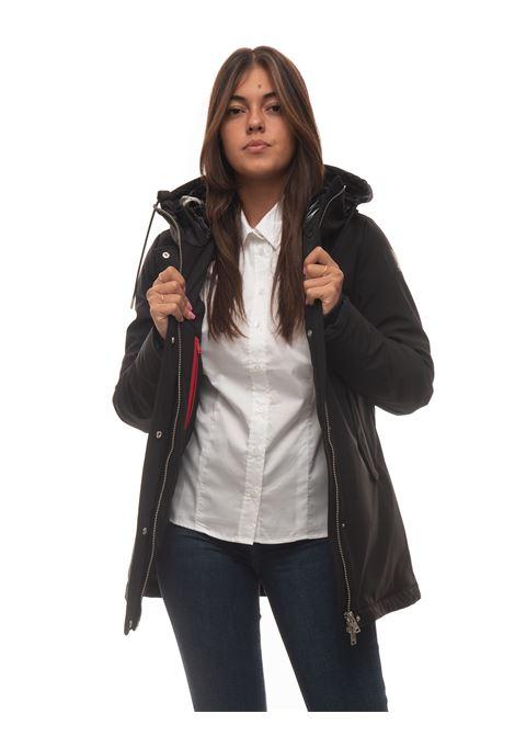 Judith hooded jacket Museum | 20000057 | MS21BIDJA72-NY950C002