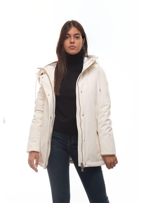 Judith hooded jacket Museum | 20000057 | MS21BIDJA72-NY950C093