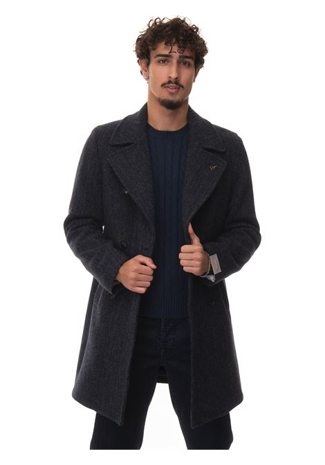 Double-breasted coat Paoloni   17   C237-21160688