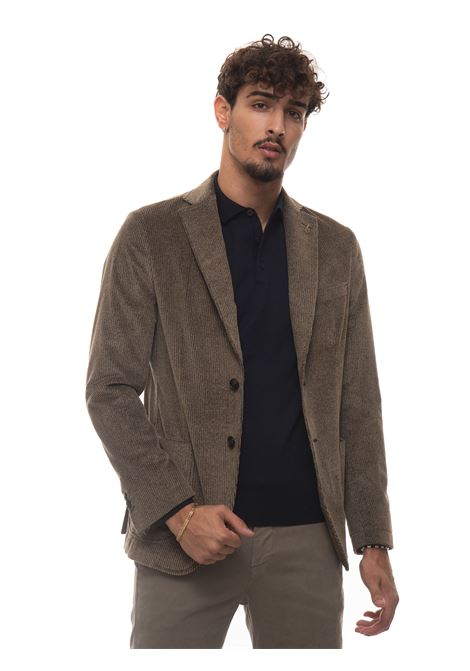 Jacket with 2 buttons Paoloni | 3 | G257-21155227