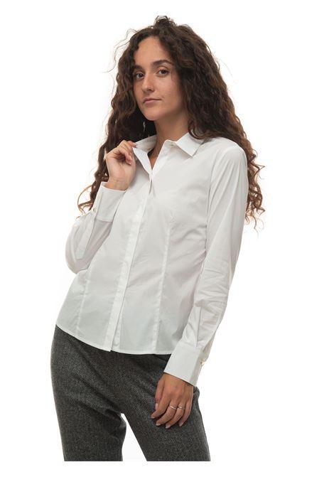 Girino Cotton blouse Pennyblack | 6 | GIRINO-2331