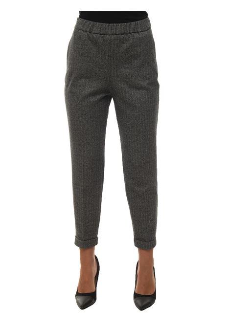 Libero Trousers in jersey Pennyblack | 9 | LIBERO-6942