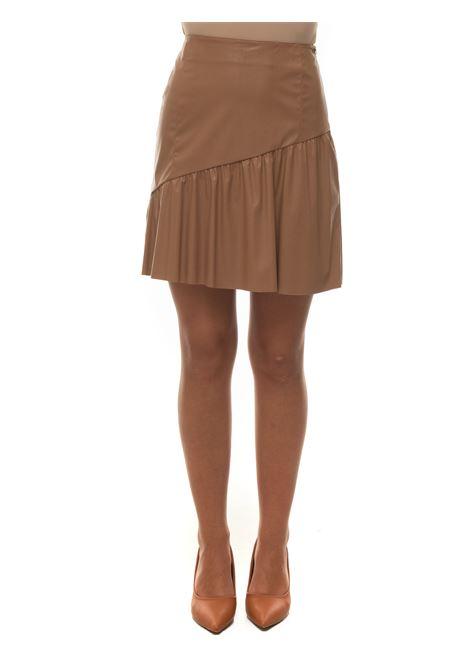 ORANGE Faux leather skirt Pennyblack | 15 | ORANGE-3912