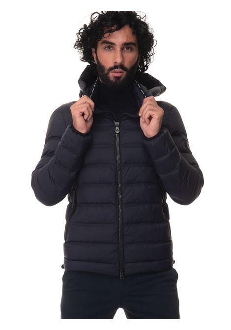 BOGGSKN hooded down jacket Peuterey | -276790253 | BOGGSKN-PEU3257-01181503215BL