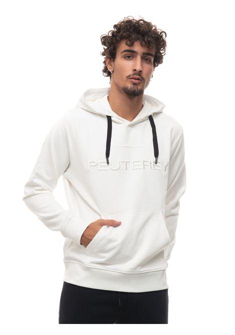CURARO Sweatshirt with hood Peuterey | 20000055 | CURARO-PEU3978-99012087BIA